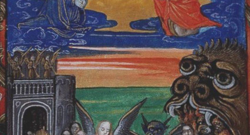 1490 um, Stundenbuch, Brabant, Schwarzaugenmeister, Holland, KB 76 G 9 © Koninklijke Bibliotheek, Den Haag